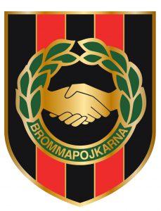 BP logo guld transparent
